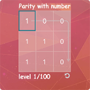 Parity With N